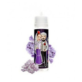 Boster 50ml  0mg Vapemoniadas Violeta